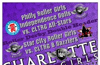 Final home bout of 2010 for Charlotte Roller Girls