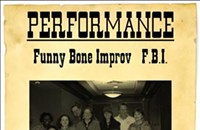 Arts Flash: Paul Marks of Funny Bone Improv