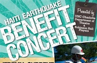Coming Soon: Haiti Earthquake Benefit Concert at UNC-Charlotte