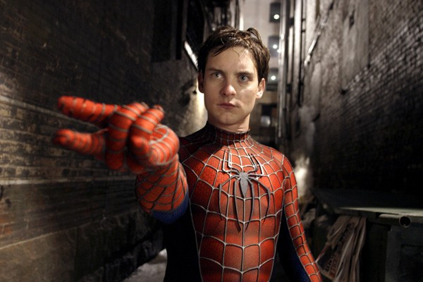 Tobey Maguire in Spider-Man 2 (Photo: Sony)