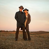 TOGETHER AGAIN: Emmylou Harris and Rodney Crowell