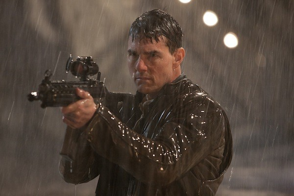 Tom Cruise in Jack Reacher (Photo: Paramount)