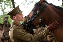 DREAMWORKS - Tom Hiddleston in War Horse