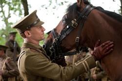DREAMWORKS - Tom Hiddleston in War Horse