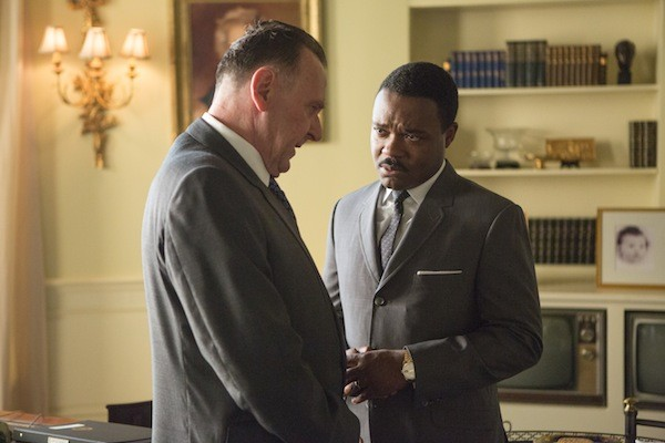 Tom Wilkinson and David Oyelowo in Selma (Photo: Paramount)