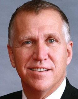TOP OF THE BOTTOM: Thom Tillis