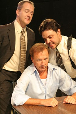 ACTOR'S THEATRE - TOTAL CONDESCENSION: The Pillowman