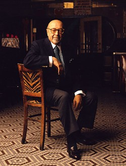 NORMAN JEAN ROY - TRANSATLANTIC LEGEND Ahmet Ertegun