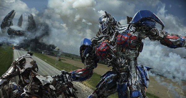Transformers: Age of Extinction (Photos: Paramount)