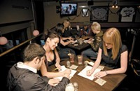 The question of the day: Is trivia night still popular?