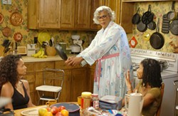 LIONSGATE FILMS - Tyler Perry in Madea's Family Reunion.