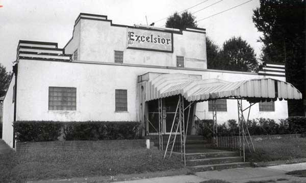 The legendary Excelsior Club (Courtesy of Colette Forrest)