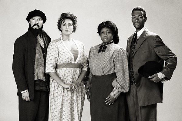 'Ragtime' (Photo courtesy of CPCC)
