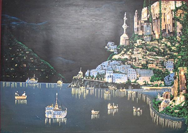 """Amalfi Coast: Dream Harbour"""
