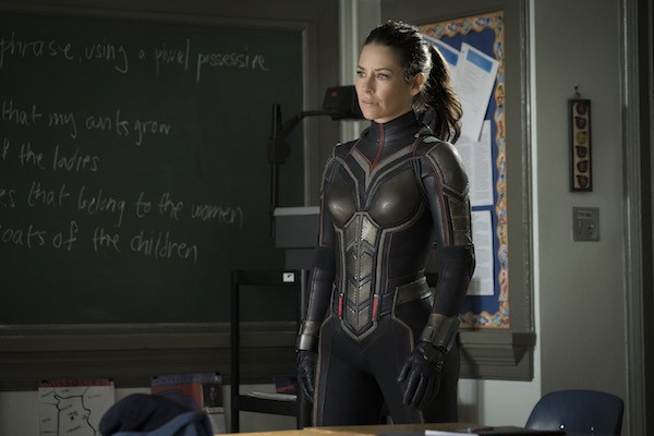 Evangeline Lilly in Ant-Man and the Wasp (Photo: Marvel & Disney)
