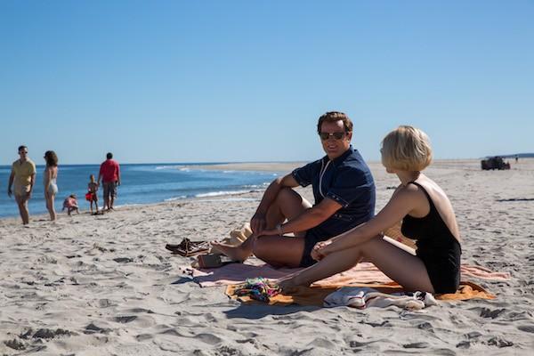 Jason Clarke and Kate Mara in Chappaquiddick (Photo: Lionsgate)