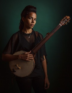 Rhiannon Giddens (Photo by David McClister)
