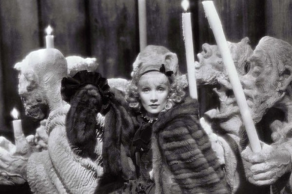 Marlene Dietrich in The Scarlet Empress (Photo: Criterion)