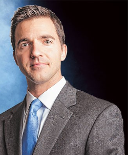 N.C. Sen. Jeff Jackson (Photo by Justin Driscoll)
