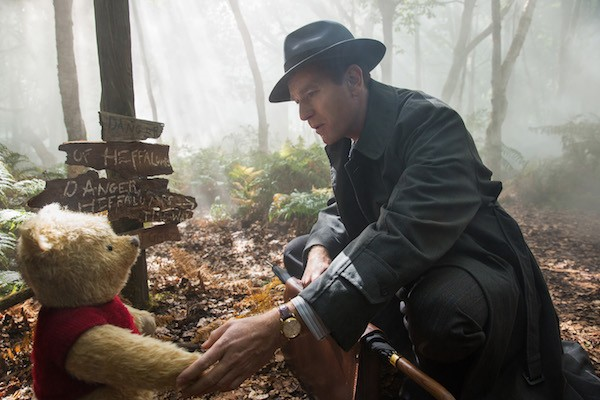 Ewan McGregor in Christopher Robin (Photo: Disney)