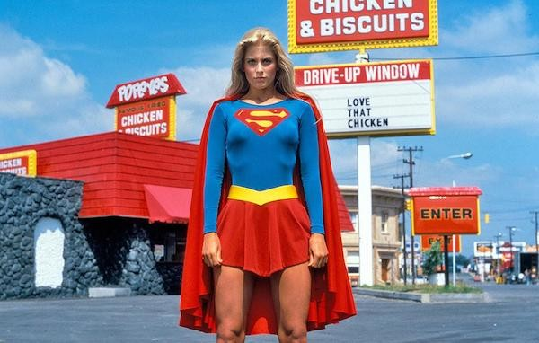 Helen Slater in Supergirl (Photo: Warner & DC)