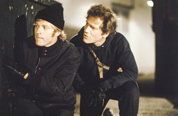 Robert Redford and George Segal in The Hot Rock (Photo: Twilight Time)