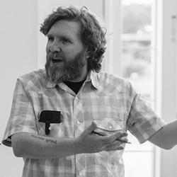 Jay Morong, the programming director of Charlotte Film Festival. (Courtesy of Jay Morong)