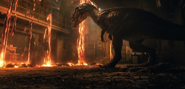 Jurassic World: Fallen Kingdom (Photo: Universal)