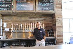 Brian Beauchemin, owner of Good Road Ciderworks.