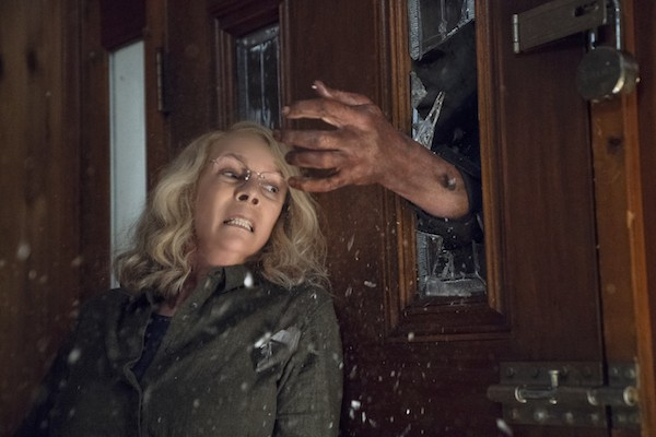 Jamie Lee Curtis as Laurie Strode in Halloween (Photo: Universal)