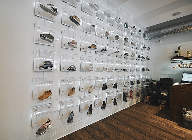 Social Status. (Photo Courtesy of Social Status)