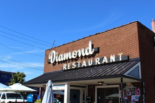 Diamond Restaurant. (Photo by Courtney Mihocik)