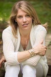 Author, Molly Knight Raskin
