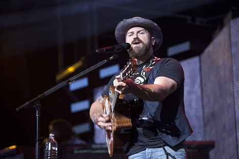 Zac Brown Band - JEFF HAHNE