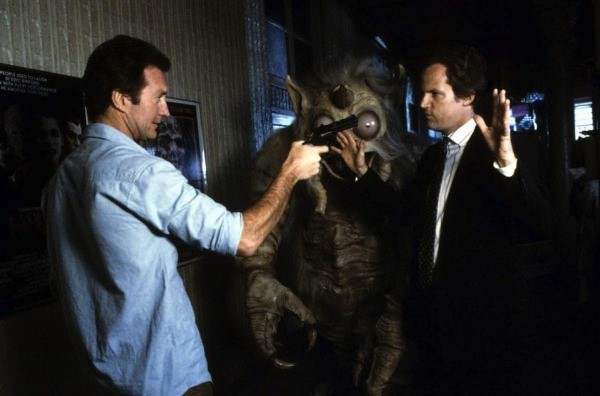 Bryan Brown and Cliff De Young in F/X (Photo: Kino Lorber)