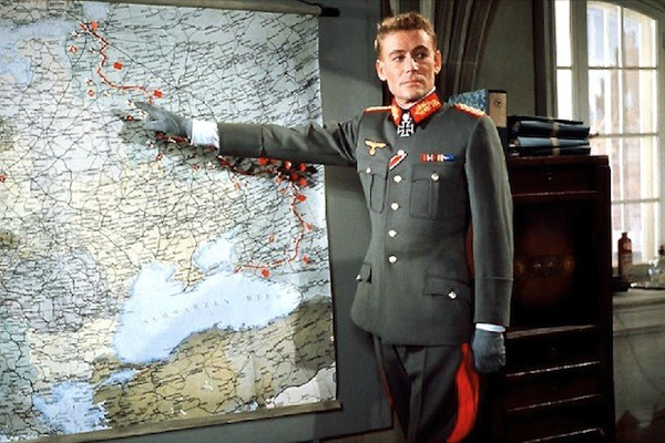 Peter O'Toole in The Night of the Generals (Photo: Twilight Time)