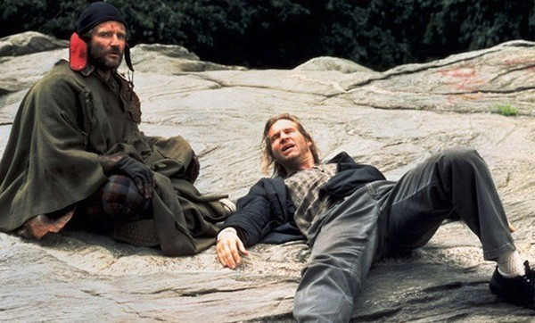 Robin Williams and Jeff Bridges in The Fisher King (Photo: Criterion)