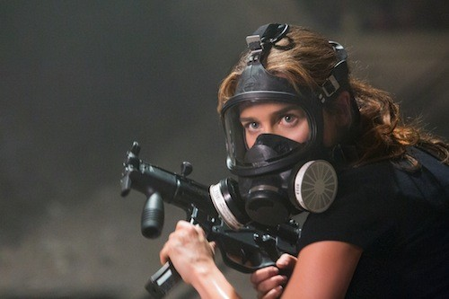 Emilia Clarke in Terminator Genisys (Photo: Paramount)