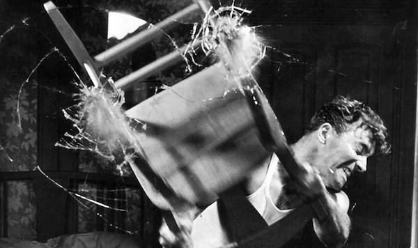 Burt Lancaster in The Killers (1946) (Photo: Criterion)