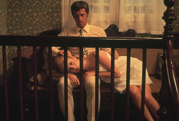 Jean-Paul Belmondo and Catherine Deneuve in Mississippi Mermaid (Photo: Twilight Time)