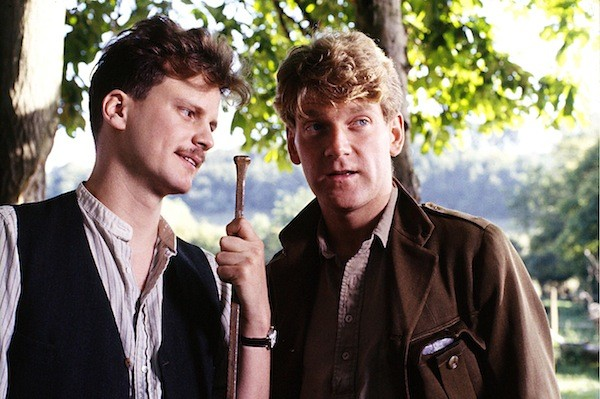 Colin Firth and Kenneth Branagh in A Month in the Country (Photo: Twilight Time)