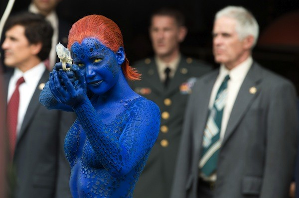Jennifer Lawrence in X-Men: Days of Future Past (Photo: Fox)