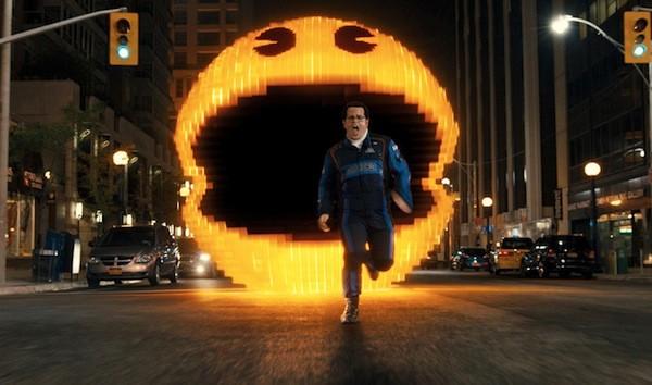 Josh Gad in Pixels (Photo: Columbia)