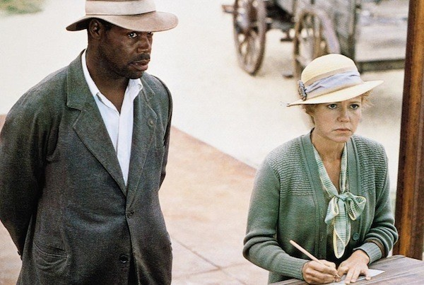 Danny Glover and Sally Field in Places in the Heart (Photo: Twilight Time)