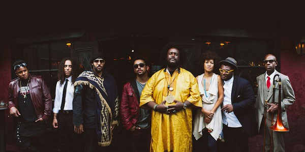 Kamasi Washington and the Next Step.