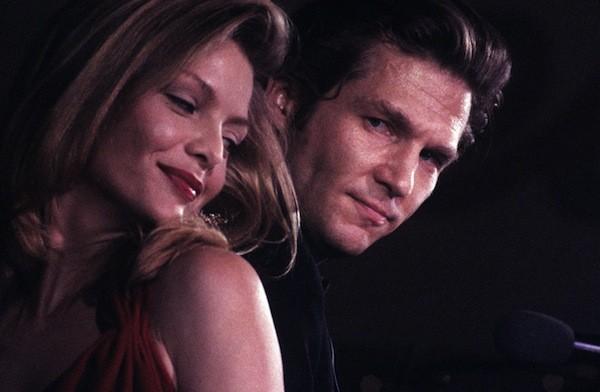 Michelle Pfeiffer and Jeff Bridges in The Fabulous Baker Boys (Photo: Twilight Time)