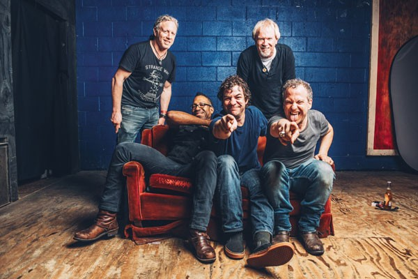 Dean Ween Group (Photo by Sandlin Gaither)