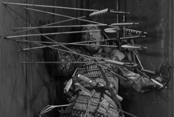 Toshiro Mifune in Throne of Blood (Photo: Criterion)