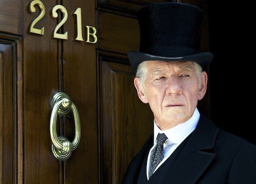 Ian McKellen in Mr. Holmes (Photo: Roadside Attractions)