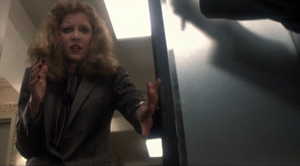 Nancy Allen in Dressed to Kill (Photo: Criterion)